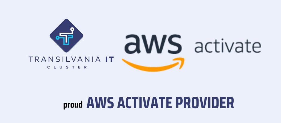 TRANSILVANIA IT - AWS ACTIVATE PROVIDER