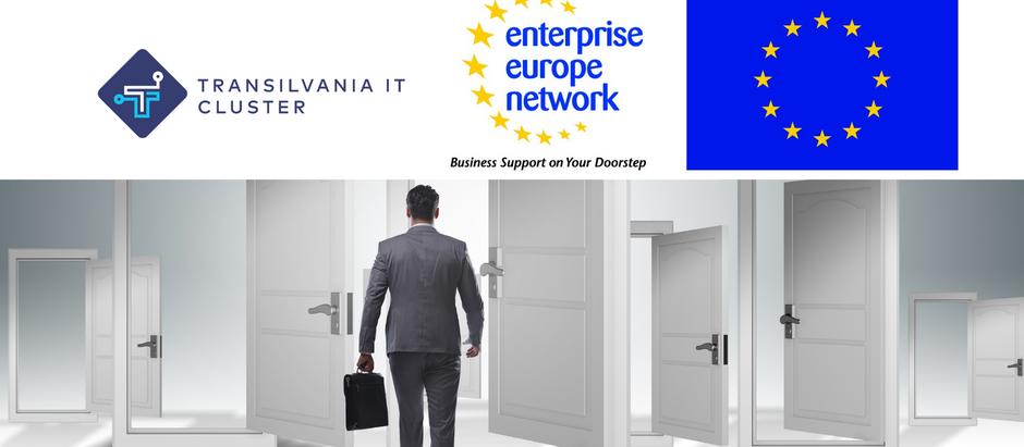 EEN: Oportunități B2B - parteneriate și matchmaking