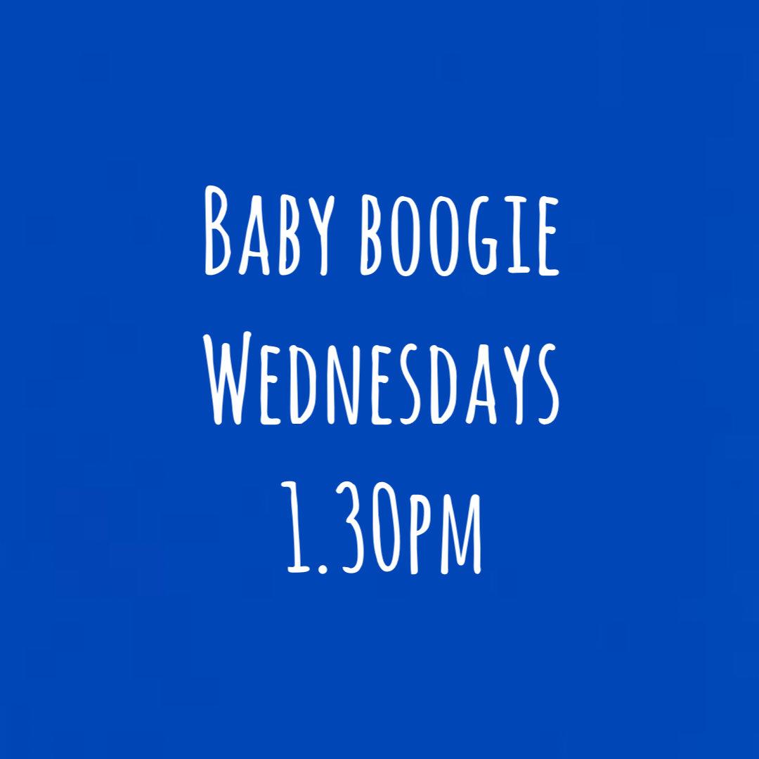 Happy Baby Boogie