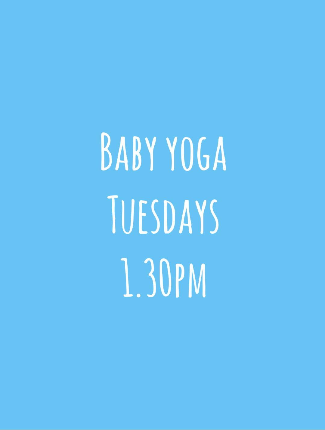 Happy Baby Yoga