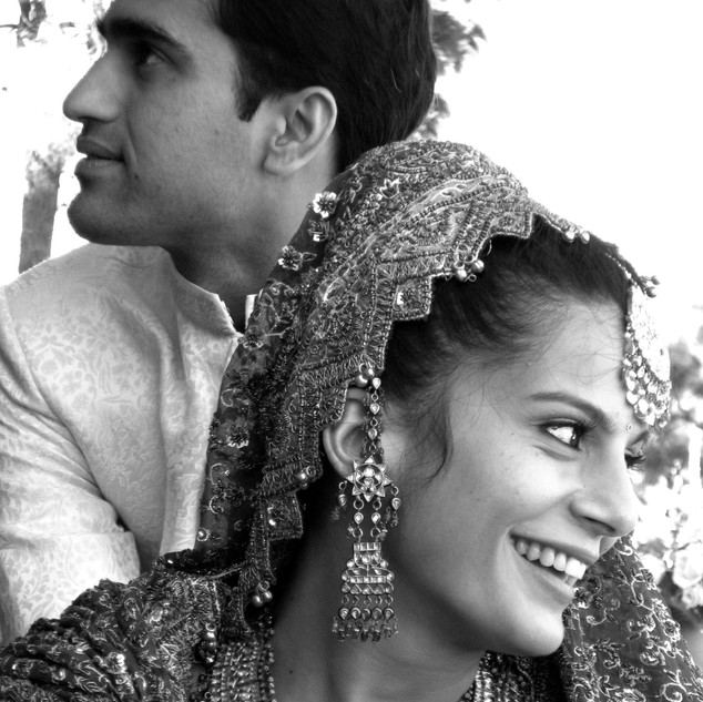 BRIDE & GROOM WEDDINGS BY CIMMARON SINGH
