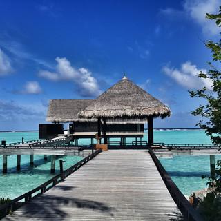 One & Only Reethi rah,Maldives by Cimmaron Singh