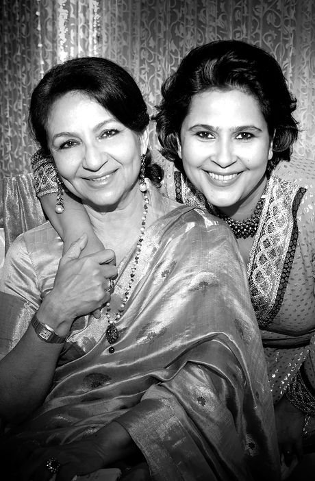 SHARMILA TAGORE (Walida Begam of Pataudi