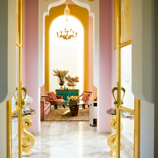 Private residence,New Delhi by Cimmaron Singh