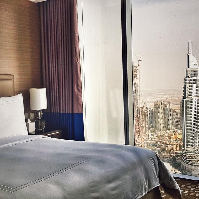 Address Boulevard, Dubai by Cimmaron Sing