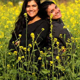 'Berera sisters' by Cimmaron Singh