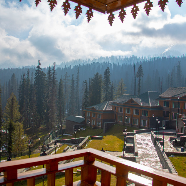 The Kyber Himalayan Resort & Spa,Gulmarg by Cimmaron Singh