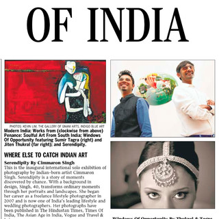 CIMMARON SINGH PHOTOGRAPHY IN THE PRESS