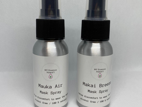 The story of mask spray