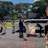 アロマ空間演出(Wedding)