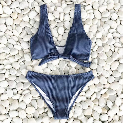 Bini Bow Knot Bikini Set