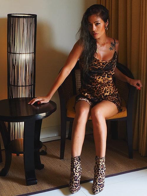 Lita Leopard Dress