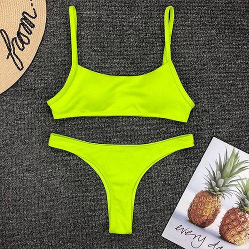 RV Go Green Bikini
