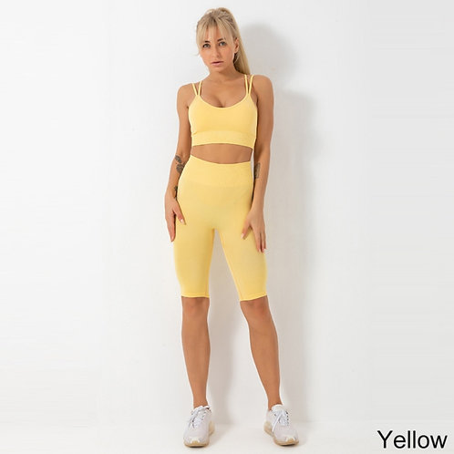 RV Ciara Set - Yellow
