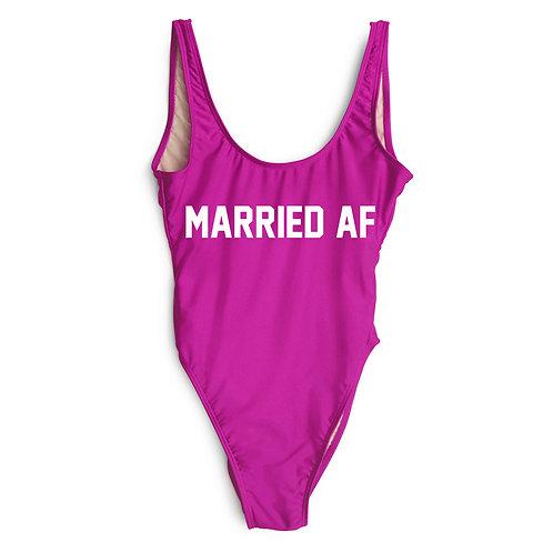 Married AF Bodysuit