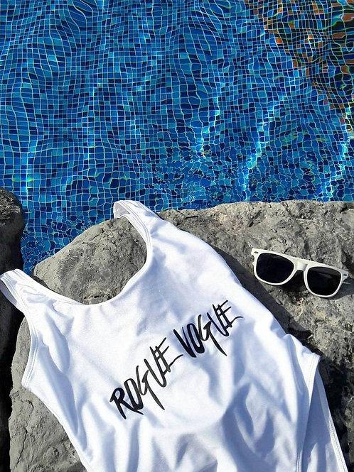 RV Customized Slogan Bodysuit