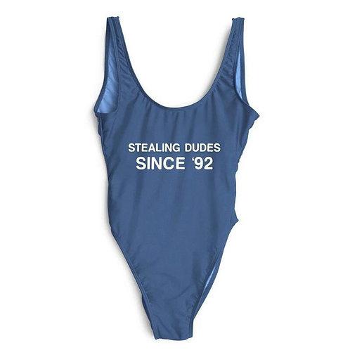 Stealing Dudes Since '92 Bodysuit