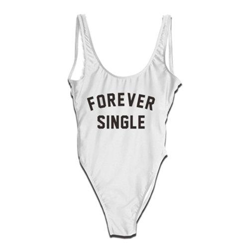 Forever Single Bodysuit