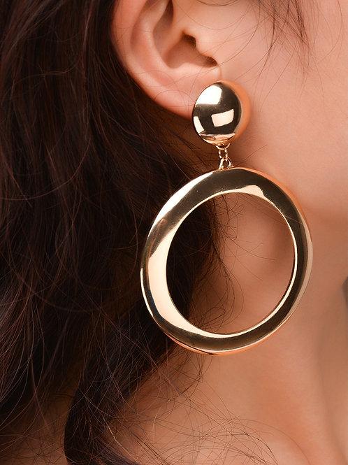 RV Hoops Earrings No.1