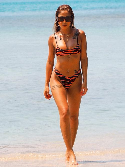 Feisty Tiger Bikini