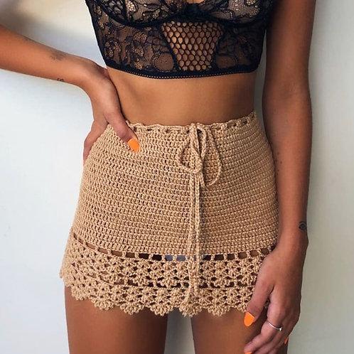 Torvi Crochet Skirt