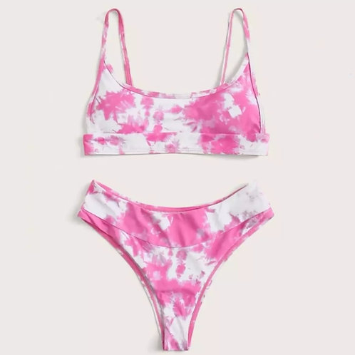 Celia Bikini Set #Ibiza - Pink