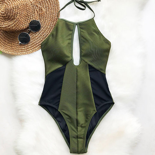 Hana Halter Swimsuit