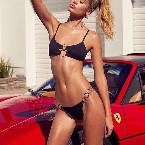 Camille Bikini-Black