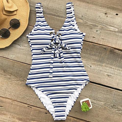 Stella Stripes Swimsuit