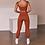 Thumbnail: New You Set - Round neck (Bra + Leggings) 6 colours