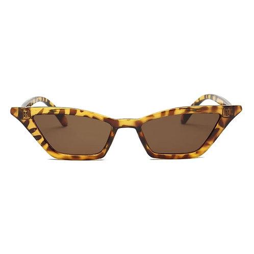 You're So Chic Sunglasses-Leopard