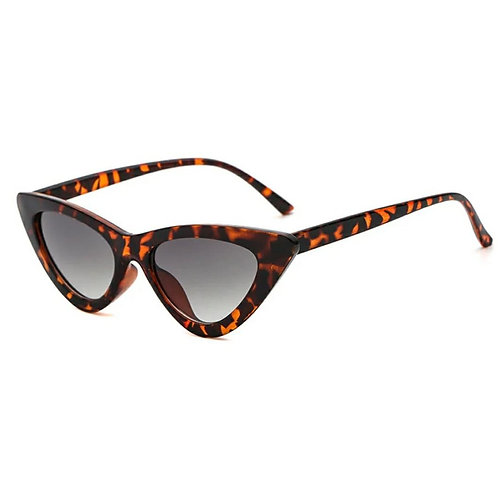 Feisty Leopard Sunglasses