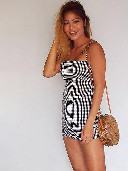 Check Me Up Mini Dress