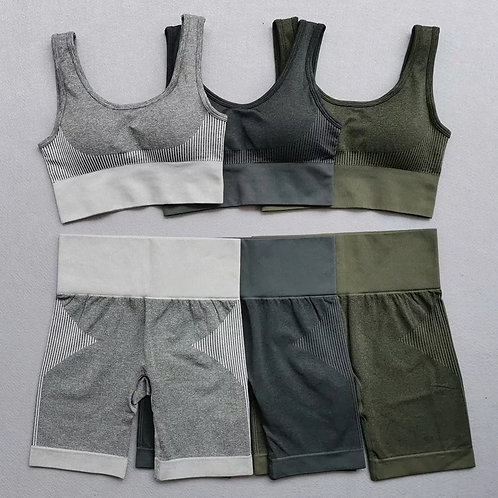 RV Demi Shorts  Set - 3 colours