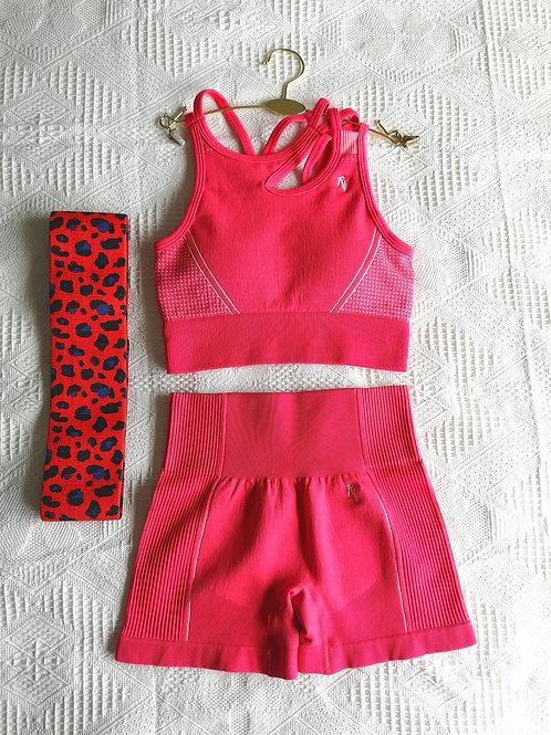 RV Feisty Sport Set #01 - Red Rose