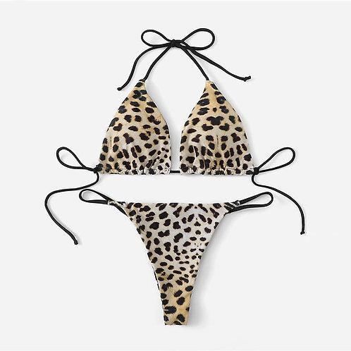 Roxy Leopard Bikini