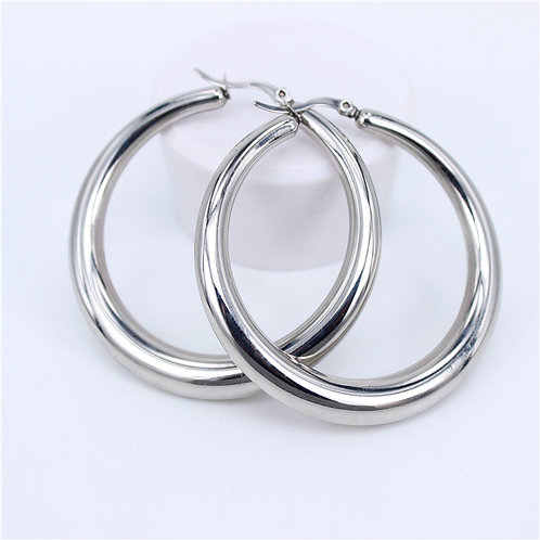Amelia 54mm Hoop Earrings