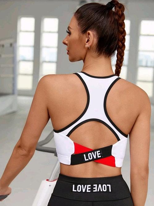 RV Love More Sportbra