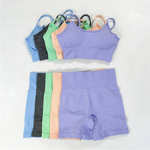 RV Hot Chic Set-Bra and Shorts * 5 colours
