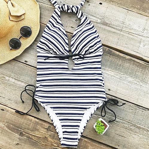 Tilde Stripes Swimsuit