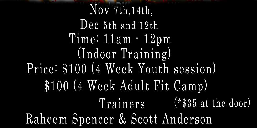Adult Winter Training