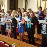 Women of the ELCA Sing