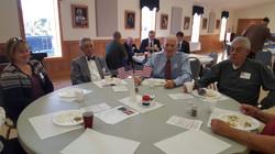 Breakfast for Military Veterans
