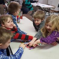 Sparks! Children's Ministry