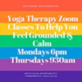 Therapeutic Classes