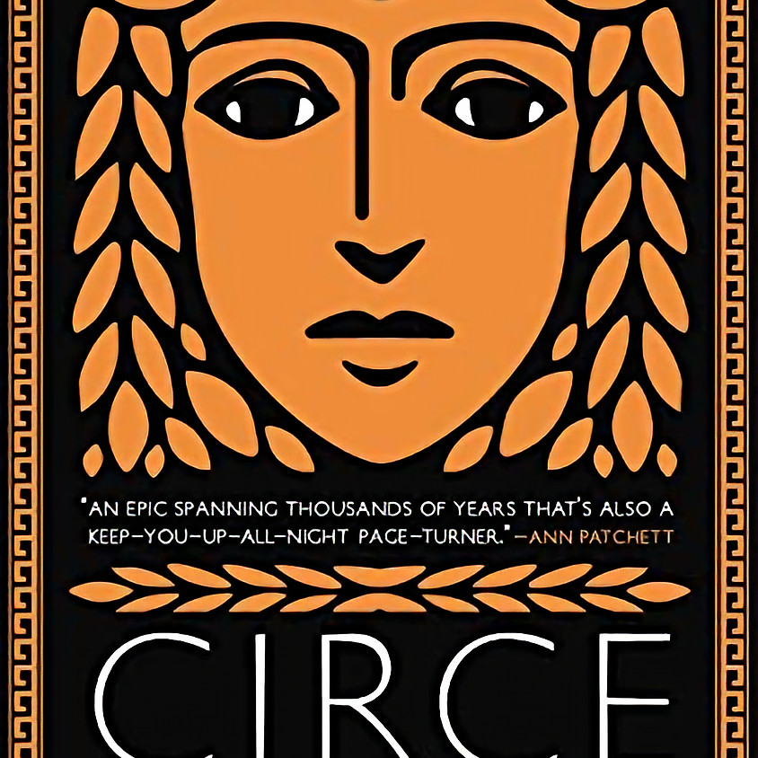 July Virtual Book Club- Circe by Madeline Miller