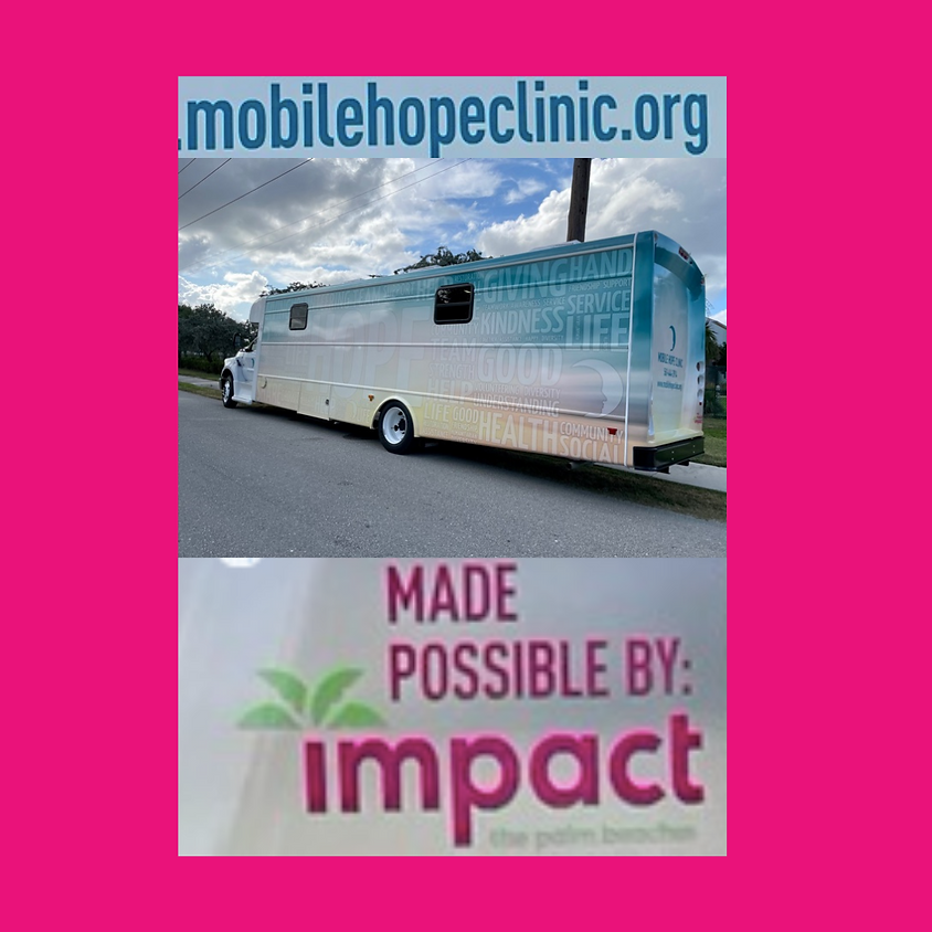 See the dream become reality! Tour The Mobile Hope Clinic.