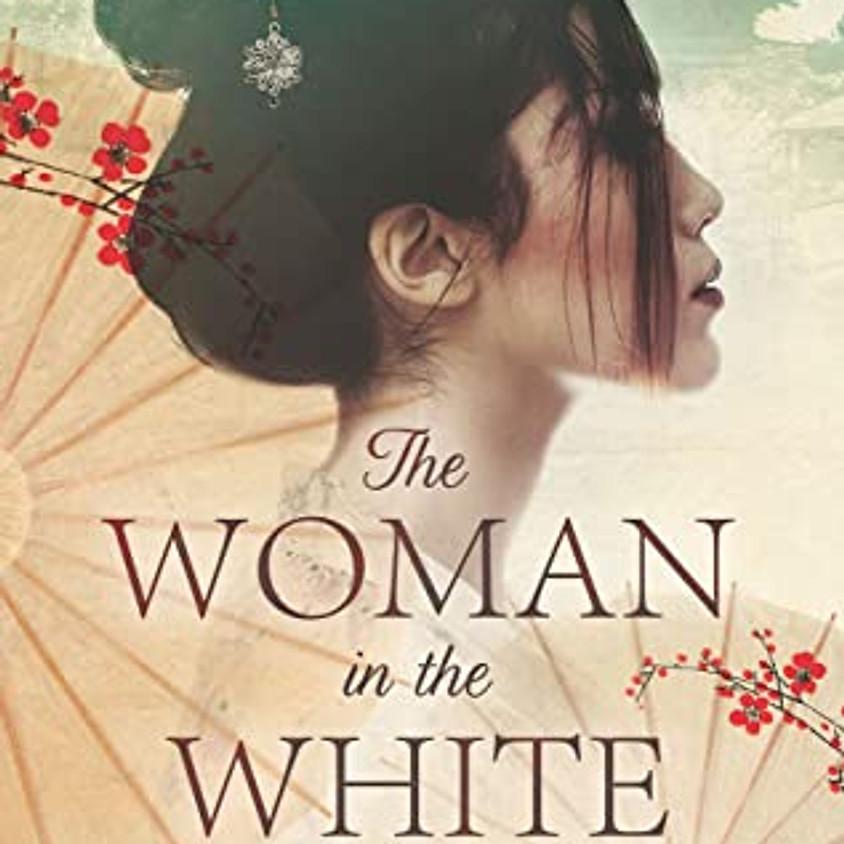 September Virtual Book Club-The Woman In The White Kimono,By Ana Johns