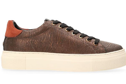 MARUTI TED SNEAKERS LIZARD BRONZE