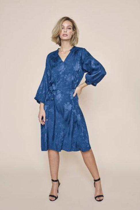 MOS MOSH RENATA FLOWER DRESS